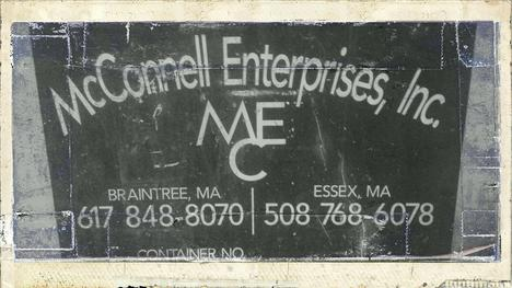 McConnell Enterprises Inc. Scrap Yard